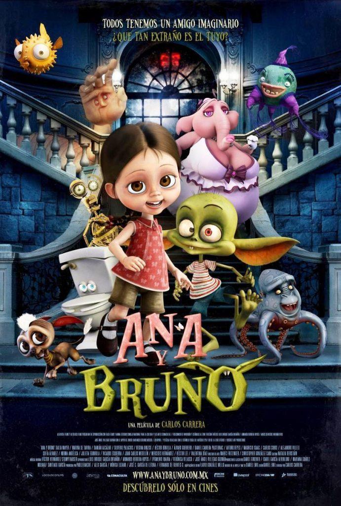 Ana y Bruno película