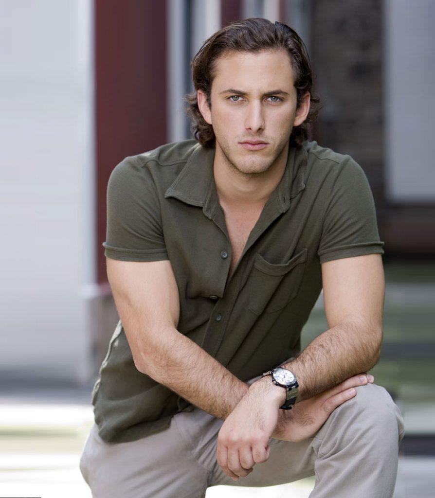 Sebastián Zurita produjo y actuó en la película ...