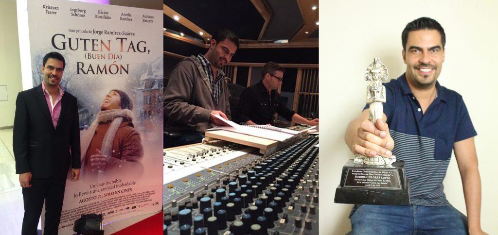 Retomar la producción musical de la época de oro, tarea pendiente para el  cine mexicano: Rodrigo Flores López – PECIME