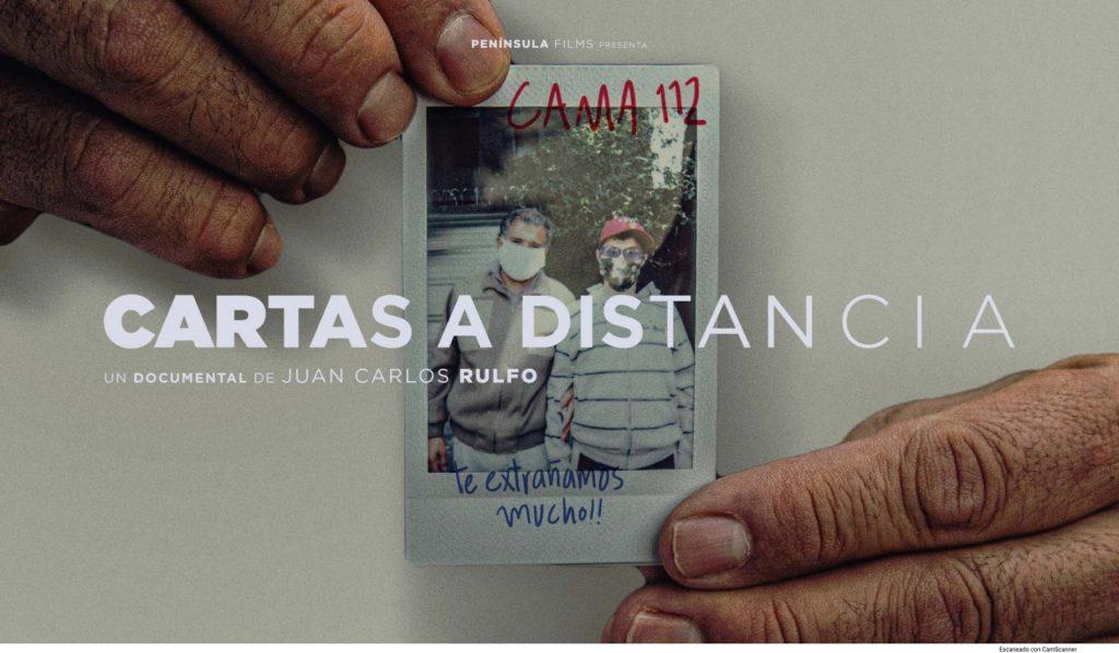 Juan Carlos Rulfo documenta la realidad del coronavirus en «Cartas a la  Distancia» – PECIME